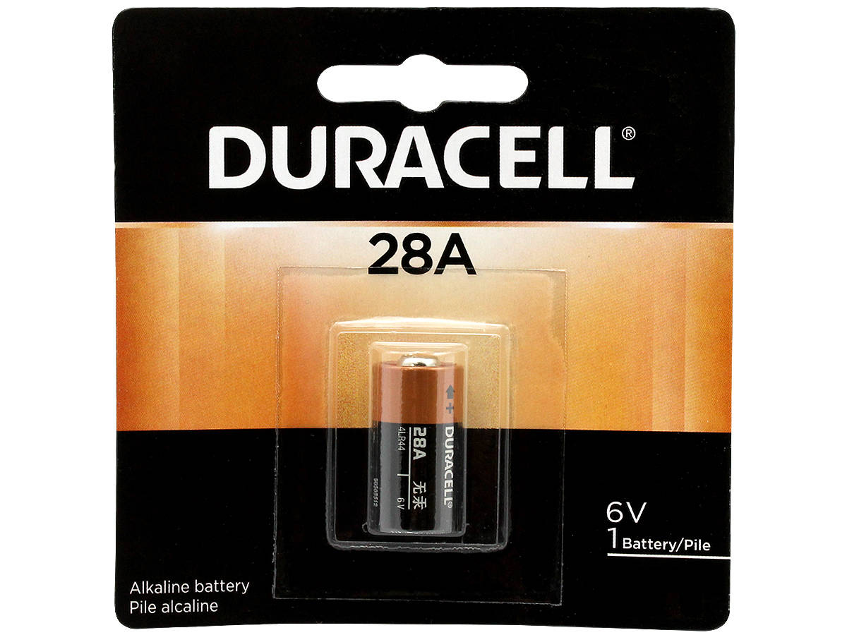 duracell 6v alkaline medical battery a544 4lr44 px28a. Black Bedroom Furniture Sets. Home Design Ideas