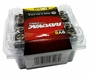 Shortdated Special | Rayovac Ultra Pro AL-9V-8 Alkaline Batteries with Snap Connectors - 8 Pack