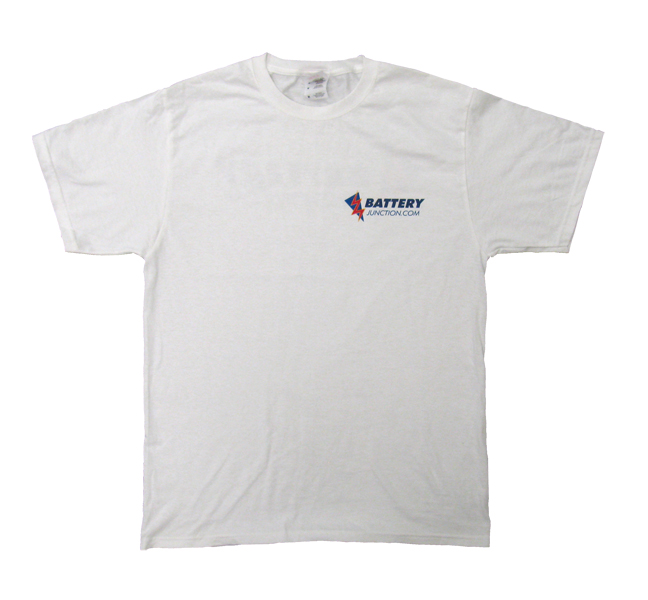 BatteryJunction.com Cotton T-Shirt