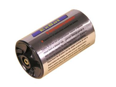 Tenergy Battery Adapter - Convert AA size to D size Battery (80048)