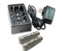 KIT: TL-100 Universal Li-Ion 18650 Battery Charger + 2 18650 Batteries!