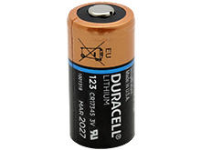 Duracell Ultra DL123A Lithium CR123A 3V Battery