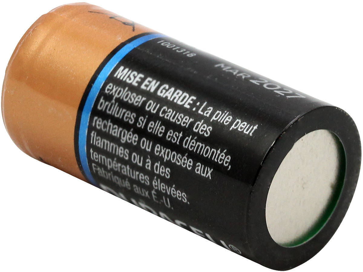 Duracell Ultra DL CR123A 1470mAh 3V Lithium (LiMNO2) Button Top Photo Battery - Bulk