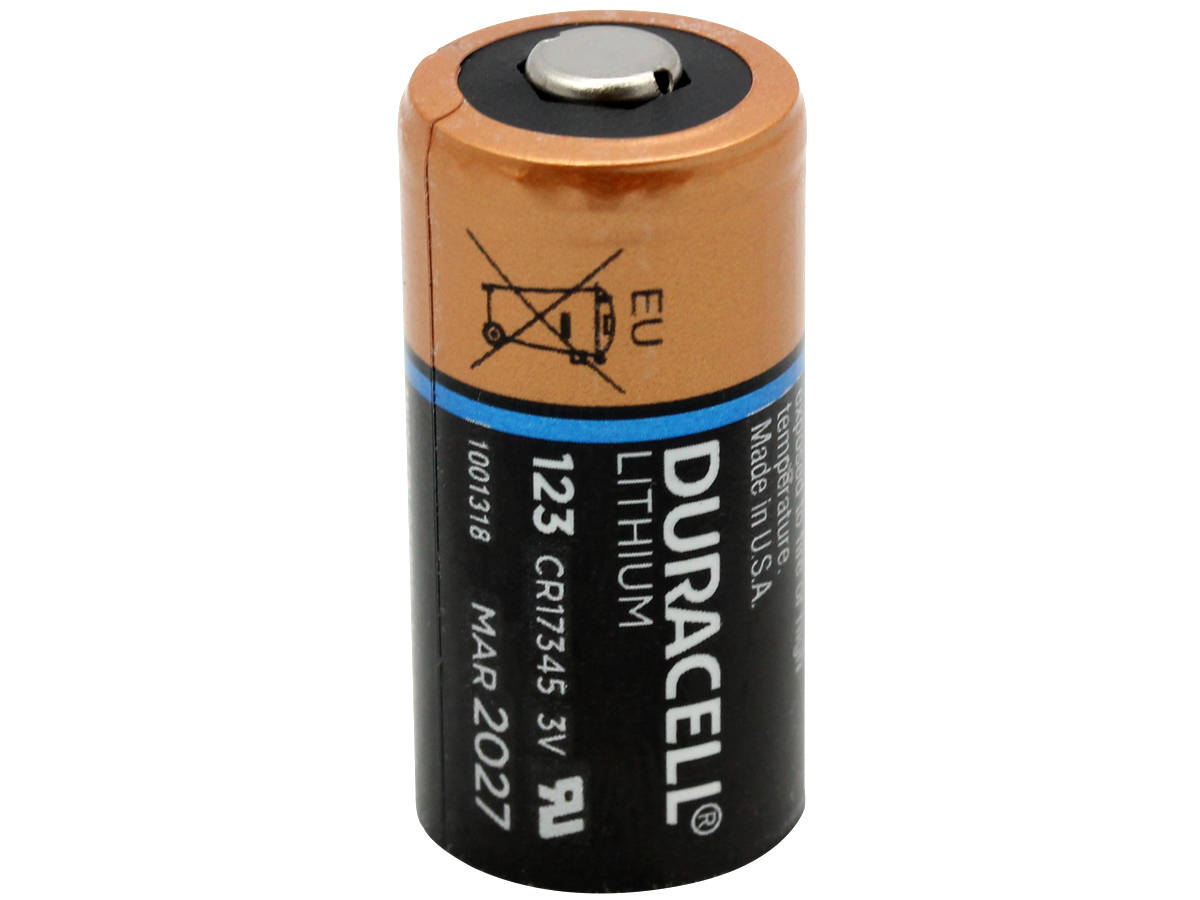 bulk duracell ultra lithium cr123a 3v photo battery 400 count. Black Bedroom Furniture Sets. Home Design Ideas