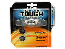Duracell Daylight Flashlight Tough LED Headlamp