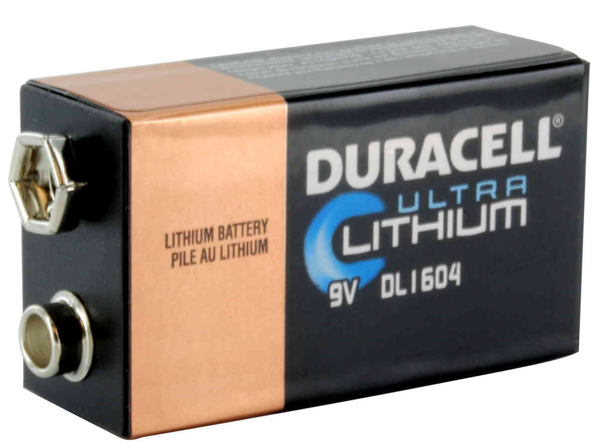 duracell 9v ultra lithium batteries. Black Bedroom Furniture Sets. Home Design Ideas
