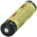 Efest 3858 14500 800mAh 3.7V Protected Lithium Ion (Li-ion) Button Top Battery - Boxed