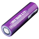 Efest Purple 4345 IMR 18650 2100mAh 3.7V Unprotected High-Drain 30A Lithium Manganese (LiMn2O4) Flat Top Battery - Boxed