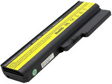 Angle Shot of the Empire LTLI-9173-44 LI-Ion Laptop Battery