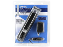 Empire Replacement Battery Charger  for Streamlight & Maglite 6V 5X1/2D NiMh & NiCd FBC-NCD-4