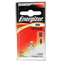 Energizer 1.5V 395 Silver Oxide Watch Battery - 1pc Blister Pack - Zero Mercury (395BPZ)