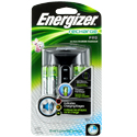 Energizer 4-Bay Pro Charger for AA and AAA NiMH Batteries - Includes 4x AA NiMH Batteries (CHPROWB4)
