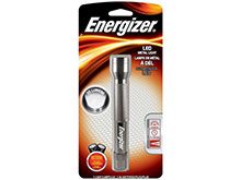 Energizer ENML2AAS - LED Metal Light   - Uses 2 x AA Batteries