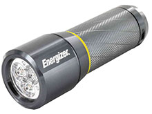 Energizer Vision HD 3AAA Performance Metal Flashlight - 250 Lumens - Includes 3 x AAA (EPMHH32E)