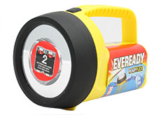 Energizer Eveready EVFL45S Floating LED Lantern - 80 Lumens - Uses 2 x D (included) or 4 x D Batteries