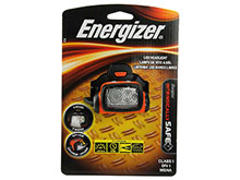 Energizer Intrinsically Safe LED Headlamp - 60 Lumens - Uses 3 x AAs - Class I Div 1 (MSHD31BP)