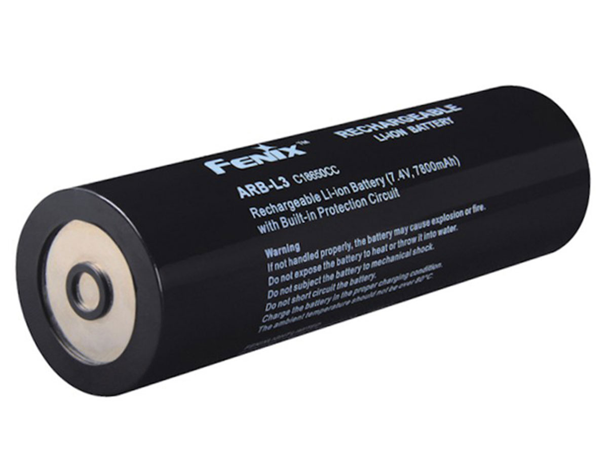 Fenix ARB-L3 7800mAh 7.4V Protected Li-Ion Battery for RC40
