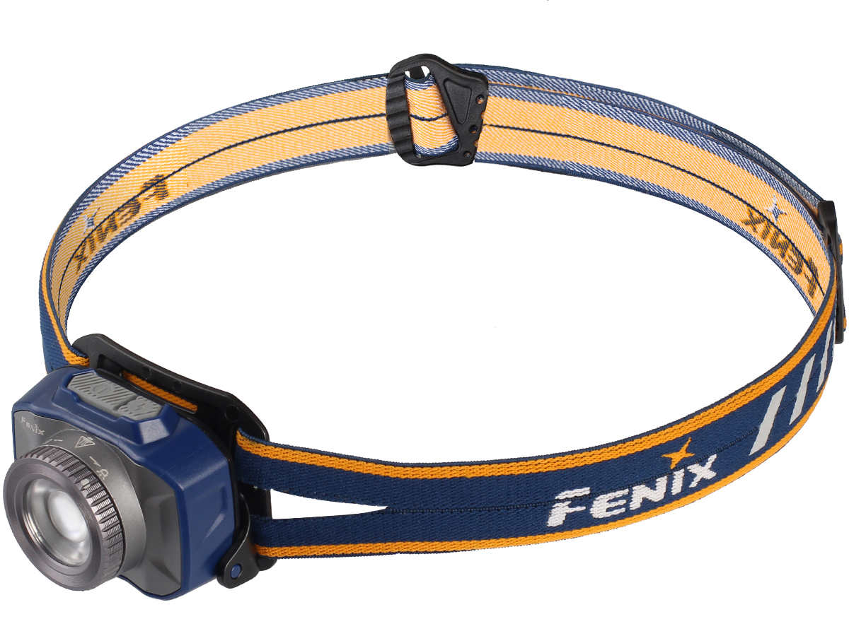 Blue Version of the Fenix HL40R