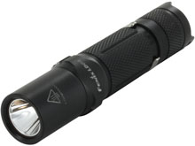 Fenix LD09 (2015) Professional Outdoor Flashlight - CREE XP-E2 R3 LED - 220 Lumens - Uses 1 x AA (Included) or 1 x 14500