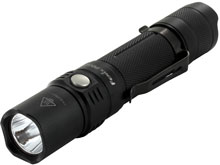 Fenix PD32 (2016) Portable High Intensity Flashlight - CREE XP-L HI LED - 900 Lumens - Uses 1 x 18650 or 2 x CR123A