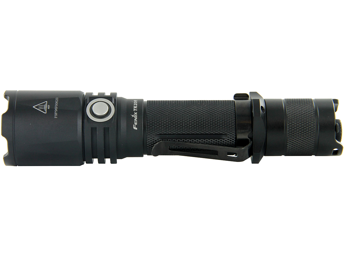 Fenix TK20R USB Rechargeable Tactical Flashlight
