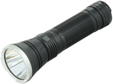 Fenix TK41C High Output Tri-Color Tactical Flashlight - CREE XM-L2 U2 / Philips Luxeon Z LEDs - 1000 Lumens - Uses 8 x AAs