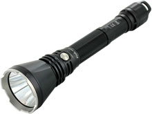 Fenix TK47 Flashlight - CREE XHP35 HI LED - Neutral White - 1300 Lumens - Uses 2 x 18650s