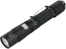 Fenix UC35 USB Rechargeable Flashlight - CREE XM-L2 U2 LED - 960 Lumens - Uses 2 x CR123A or 1 x 18650 (Included)