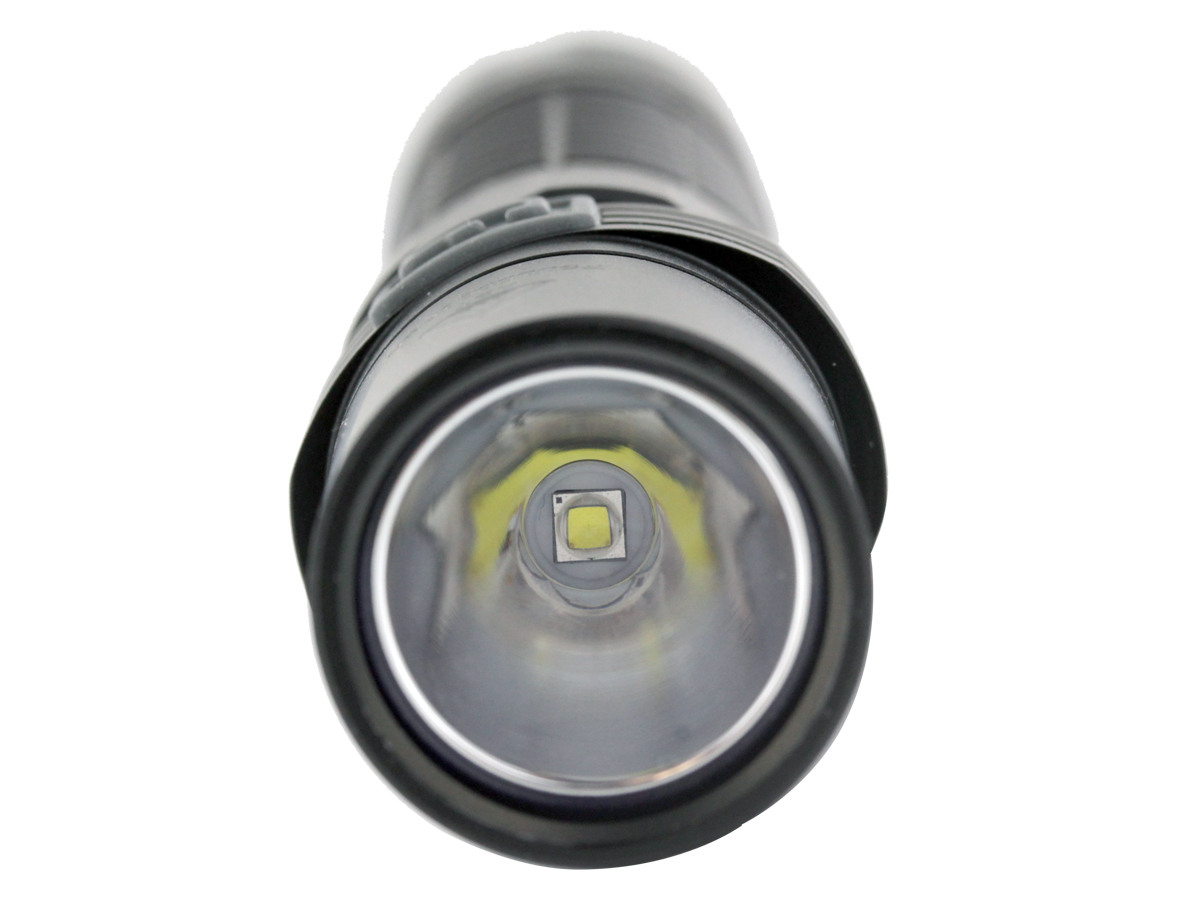 Fenix UC40UE Ultimate Edition USB Rechargeable Flashlight - CREE XM-L2 U2 LED - 960 Lumens - Runs on Li-ion Battery Pack (Included) or 1 x 18650 or 2 x CR123As