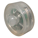 Nite Ize Hole-In-One LED Module for Ultimate Flying Discs - Includes 2 x CR2016s (HIO-07-02)