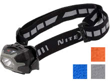 Inova STS Dual LED Headlamp - 142 Lumens - Charcoal, Blue, or Orange