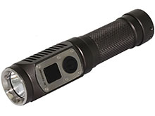 JETBeam DDA10 Digital Display Flashlight - CREE XP-G2 R5 LED - 160 Lumens - Uses 1 x AA