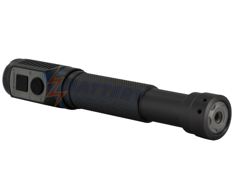 JETBeam DDA20 Digital Display Flashlight - CREE XP-G2 R5 LED - 285 Lumens - Uses 2 x AAs