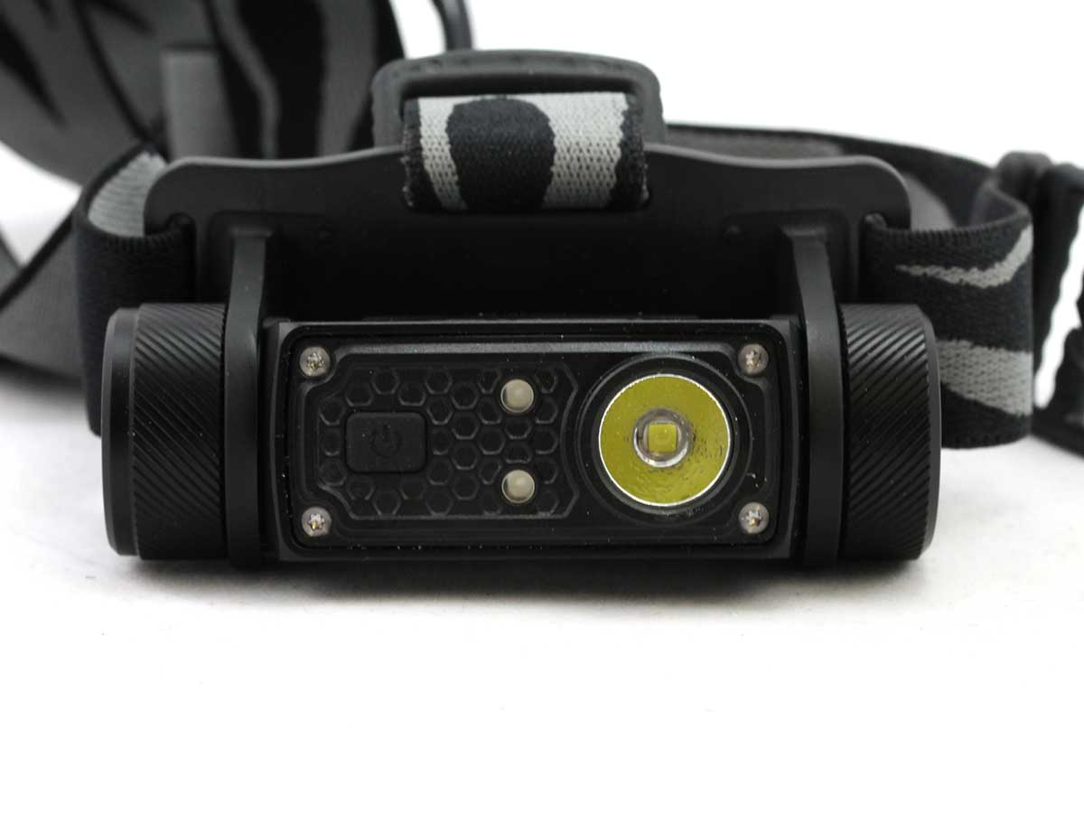 Adjustable Design of Headlamp