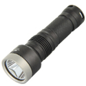 JETBeam WL-S1 Professional Outdoor Flashlight - CREE XM-L2 LED - 700 Lumen - Uses 1 x CR123A, 1 x AA, 1 x 14500 or 1 x 16340