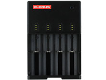 Klarus C4 4-bay Charger for Li-ion, NiMH, NiCd Batteries