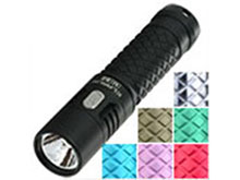 Klarus Mi7 Mini-Might EDC Flashlight - CREE XP-L HI V3 LED - 700 Lumens - Uses 1 x AA (Included) or 1 x 14500 - 7 Color Options