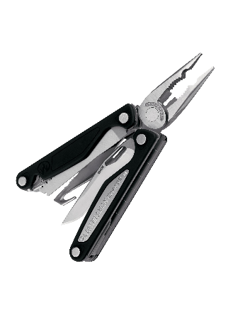 Leatherman Charge ALX Multi-Tool - Black Oxide or Stainless Steel - Leather, Nylon or MOLLE Sheath - Box Packaging