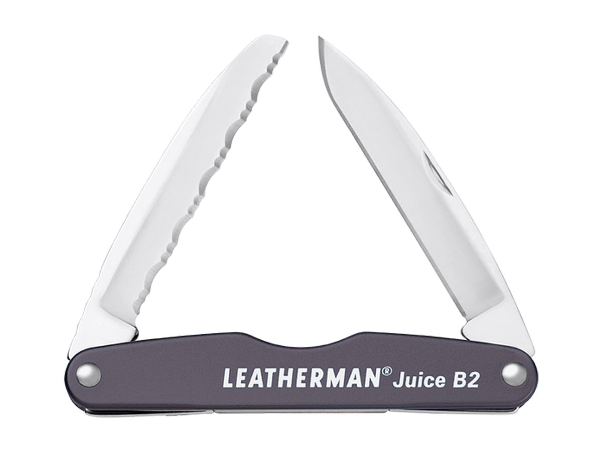 Leatherman Juice B2 Multi-Tool - Comes in a Variety of Colors and Packaging (MPNs 832362, 832366, 832365, 832368, 832364, 832367)