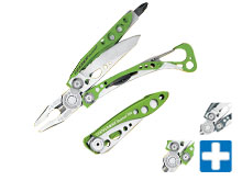 Leatherman Skeletool and Skeletool KBx or KB Combo Set - Peg Packaging - Comes in a Variety of Colors
