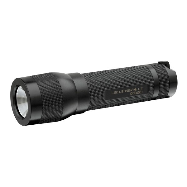 Ledlenser M7 Flashlight - 220 Lumens - Uses 4 x AAA (Ledlenser 880056)