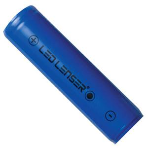 Ledlenser 880077 18650 2200mAh 3.7V Lithium Ion (Li-ion) Flat-Top Battery for M7R LED Flashlight