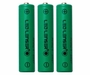 Ledlenser 880078 AAA 900mAh 1.2V Nickel Metal Hydride (NiMH) Button Top Batteries - 3 Pack Retail Card