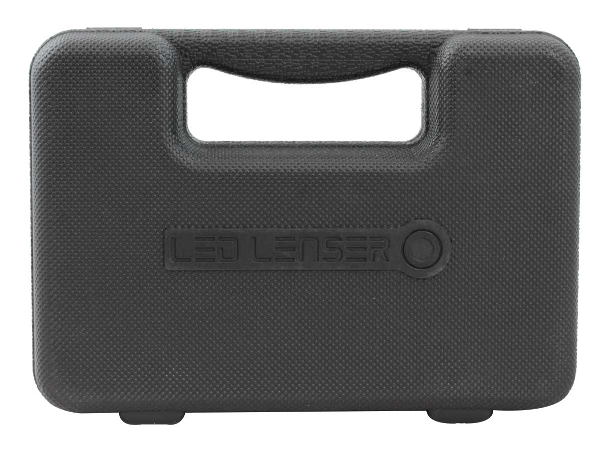 LED Lenser Carrying case without exterior packaging