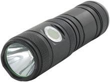 Lumapower RX Strive LED Flashlight - CREE XM-L2 - 950 Lumens - with CW-01 Inspection Light