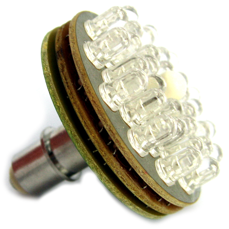 Golden Gadgets 32 UV LED Retrofit Bulb for 3 or 4 C or D Cell Maglite  L-32BUV /  M-32BUV