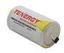 Tenergy D NiCD With Tabs rear