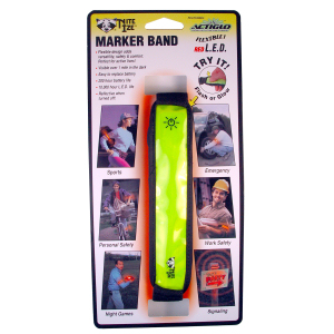 Nite Ize  Marker Band - RED  NAB-03