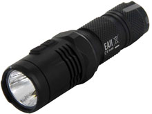 Nitecore Explorer EA11 Flashlight - CREE XM-L2 U2 LED - 900 Lumens - Uses 1 x 14500 or 1 x AA