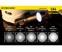 Nitecore EA4 Pioneer Compact LED Searchlight - Uses 4 x AA - 2 Options: 860 or 960 Lumens